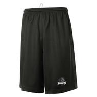 MRO ATC Men's Pro Mesh Short with Athletic Logo - Black (MRO-113-BK)