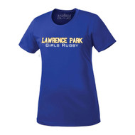 LPC ATC Pro Team Ladies Short Sleeve Drifit Gym Shirt - Royal Blue (LPC-201-RO)