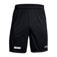 BHS Under Armour Men's Golazo Soccer 2.0 Short - Black (BHS-106-BK)