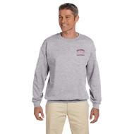 NMC Gildan Heavy Blend Adult Crewneck Sweatshirt - Sport Grey (NMC-109-SG)