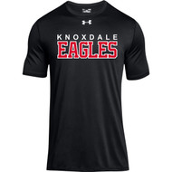 KPS Under Armour Men's Locker 2.0 Tee - Black (KPS-101-BK)