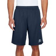 NCC Team 365 Men's Zone Performance Shorts - Sport Dark Navy (NCC-105-NY)