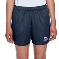 NCC Team 365 Women's Zone Performance Shorts - Sport Dark Navy (NCC-205-NY)