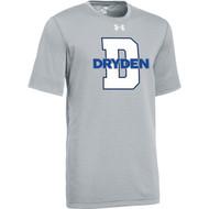 JND Under Armour Men's Locker 2.0 T-Shirt - True Grey (JND-101-TG)