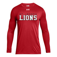 SJO Under Armour Men's Locker T 2.0 Long Sleeve - Red (SJO-102-RE)