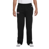 DMC Champion Men's Powerblend ECO Fleece Pants - Black (DMC-106-BK)