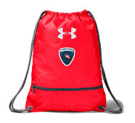CHP Under Armour Team Sackpack - Red (CHP-052-RE.UA-1301210-600-OS)