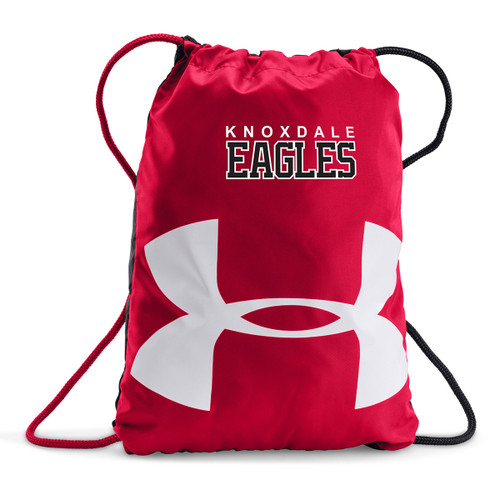 KPS Under Armour OZSEE Sackpack - Red (KPS-052-RE.UA-1240539-600-OS)
