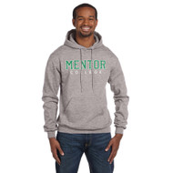 MCM Champion Adult Double Dry Eco Pullover Hood - Light Steel (MCM-008-ST)