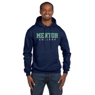 MCM Champion Adult Double Dry Eco Pullover Hood - Navy (MCM-008-NY)