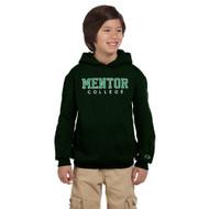 MCM Champion Youth Fleece Hoodie - Dark Green (MCM-308-DG)