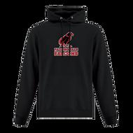 ATC Men's Everyday Fleece Hoodie - Black (FES-102-BK)
