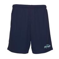 STM Biz Collection Men's Biz Cool Shorts - Navy (STM-107-NY)