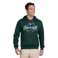 STM Gildan Men's Premium Cotton Sweatshirt - Forest (STM-118-FO)