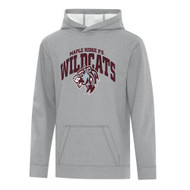 MRW ATC Game Day Fleece Hooded Youth Sweatshirt - Athletic Heather (MRW-308-AH)
