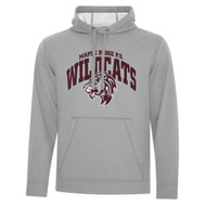 MRW ATC Men's Game Day Fleece Hooded Sweatshirt - Athletic Heather