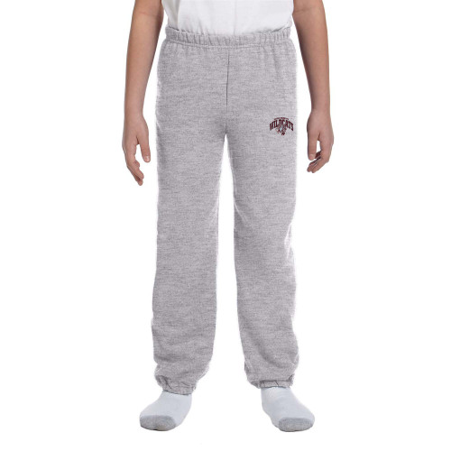MRW Gildan Youth Heavy Blend 50/50 Sweatpant - Sport Grey (MRW-309-SG)