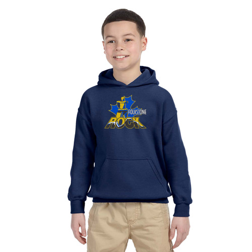 FPS Gildan Youth Hoodie - Navy (FPS-302-NY)