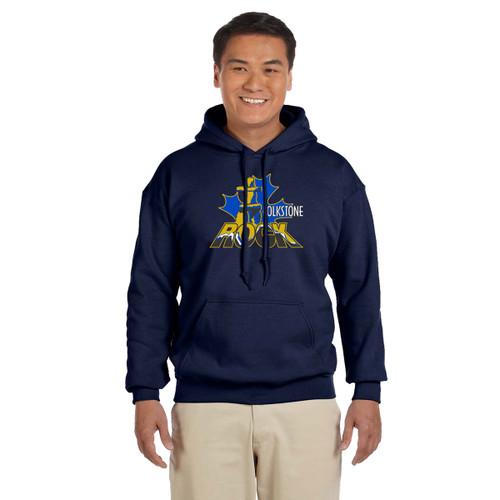 FPS Gildan Men's Hoodie - Navy (FPS-102-NY)
