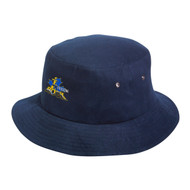 FPS KNP Cotton Bucket Hat - Navy (FPS-052-NY.KP-CT3870-NAV-OS)
