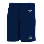 FPS Athletic Knit Men's Dryflex Shorts - Navy (FPS-104-NY)