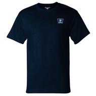 LCS Champion Men's Short Sleeve Cotton T-Shirt (LCS-105)
