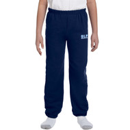 OLP Gildan Youth Heavy Blend Sweatpants - Navy (OLP-306-NY)
