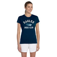SMC Kitchener GILDAN® 42000 Women's Performance T-Shirt - Navy (SMC-011-NY)