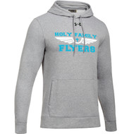 HFE Under Armour Men's Hustle Fleece - True Grey (HFE-101-TG)