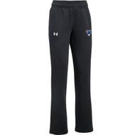 SLE Under Armour Women's Hustle Pant - Black (SLE-204-BK)