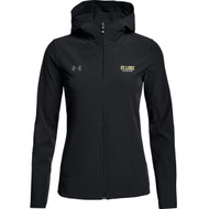 SLU Under Armour Women's Challenger II Storm Shell - Black (SLU-206-BK)