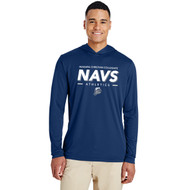 NCC Team 365 Men's Zone Performance Hoodie - Sport Dark Navy (NCC-110-NY)
