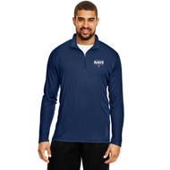 NCC Team 365 Men's Zone Performance Quarter-Zip - Sport Dark Navy (NCC-111-NY)