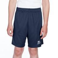 NCC Team 365 Youth Zone Performance Short - Sport Dark Navy (NCC-313-NY)