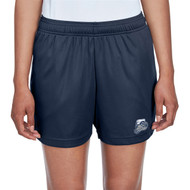 NCC Team 365 Women's Zone Performance Short - Sport Dark Navy (NCC-213-NY)