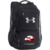 Feather Hill Under Armour Hustle Backpack - Black