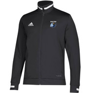 MHS Adidas Youth Team 19 Track Jacket - Black (MHS-329-BK.AD-DW6756)