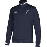 MHS Adidas Team Men's 19 Track Jacket - Navy (MHS-129-NY.AD-DW6763)