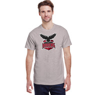JRP Gildan Adult Heavy Cotton T-Shirt - Ash (JRP-001-AS)