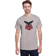 JRP Gildan Adult Heavy Cotton T-Shirt (Staff) - Ash (JRP-005-AS)