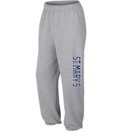 SML Gildan Heavy Blend Men's Sweatpant - Sport Grey (SML-107-SG)