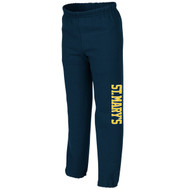 SML Gildan Heavy Blend Youth Sweatpant - Navy (SML-307-NY)