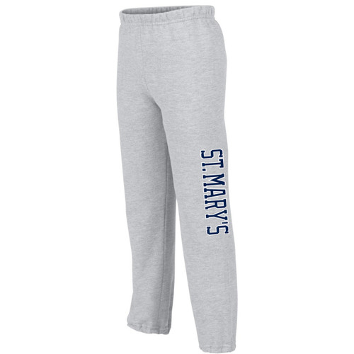 SML Gildan Heavy Blend Youth Sweatpant - Sport Grey (SML-307-SG)
