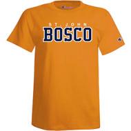 JBC Champion Adult Short-Sleeve T-Shirt - Gold (JBC-006-GO)