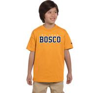 JBC Champion Youth Short-Sleeve T-Shirt - Gold (JBC-306-GO)