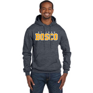 JBC Champion Adult Double Dry Eco® Pullover Hoodie - Charcoal (JBC-008-CH)