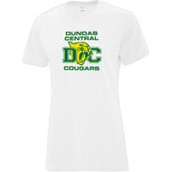 DCS ATC Everyday Cotton Women's Tee - White (DCS-209-WH)
