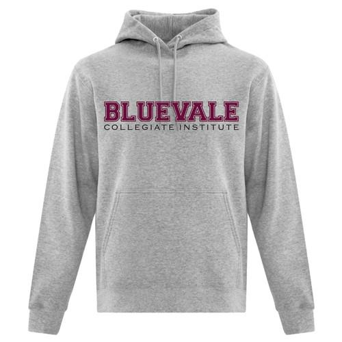 BCI ATC Everyday Fleece Hooded Sweatshirt - Athletic Heather (BCI-117-AH)