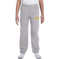 CJS Gildan Youth Heavy Blend Sweatpants - Sport Grey (CJS-305-SG)