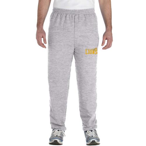 CJS Gildan Adult Heavy Blend Adult Sweatpants - Sport Grey (CJS-005-SG)